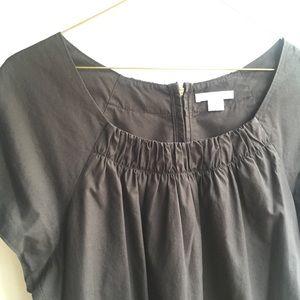 Vince Dresses - Vince cotton mini dress with gathered details